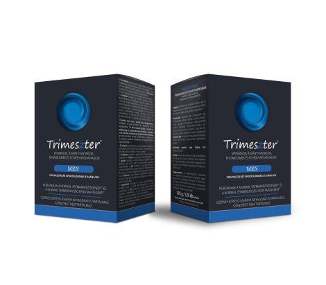 Trimeszter Men 2 db-os termékcsomag - Magyarországon belül ingyenes, közvetített kiszállítással