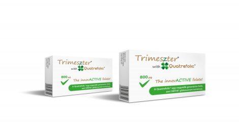 Trimeszter with Quatrefolic 2 db-os termékcsomag, ingyenes kiszállítással