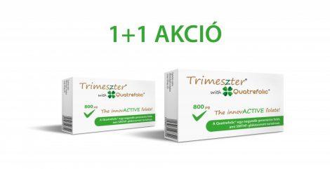 Trimeszter with Quatrefolic + Ajándék Quatrefolic